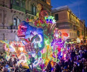Cave Raves & Carnival: A Maltese Getaway – Dancing Astronaut