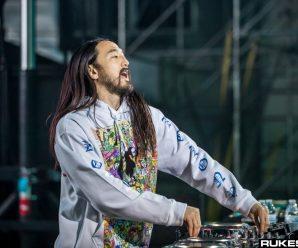 "Steve Aoki takes the wheel for remix of ""Mr. Navigator"""