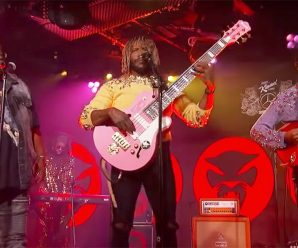 Thundercat drops the funk on Jimmy Kimmel Live ahead of upcoming LP – Dancing Astronaut