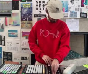 Unwrinkle your life with Madeon's inaugural Ironing Board Session [Watch]
