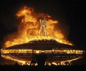 Burning Man proceeding as planned—for now