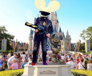Details of secret deadmau5 performance inside Disneyland leak