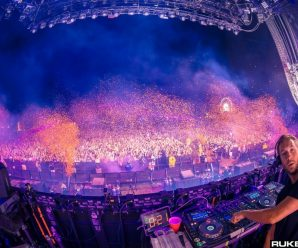Good Morning Mix: Calvin Harris' iconic 2014 Coachella performance [Stream]