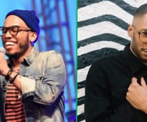 Kaytranada and Anderson .Paak dance to unreleased collaboration