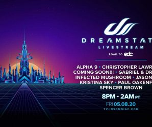 Dreamstate Live Stream Lineup is Finally Revealed
