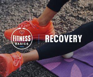 Fitness Basics: Recovery