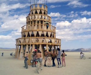 Burning Man Streamed Conference On Sustainability Plan