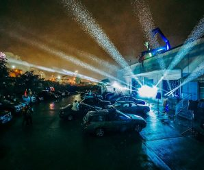 Seattle Company R90 Disguises Drive-In Rave As Religious Service