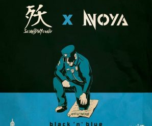 """Noya and Some Die Young Team Up For Explosive Dubstep Collab """"Black 'N' Blue"""""""