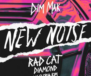 "Rad Cat Premieres ""Diamond"" with Gloria Kim"