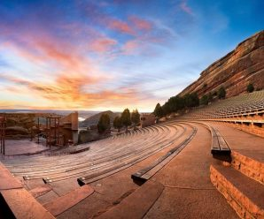 Red Rocks Amphitheater Releases 2021 Schedule With Louis the Child, REZZ, Gigantic Nghtmre, Alison Wonderland, And MORE
