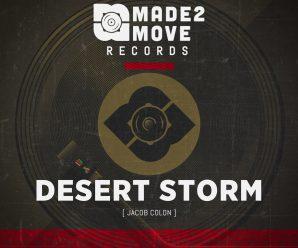 "Jacob Colon's Return to the Hot Seat – ""Desert Storm"""