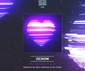 """Jickow Releases """"The Nemesis of Love"""" EP"""