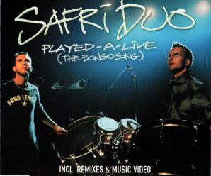 Throwback of The Month – Safri Duo – Played-A-Live
