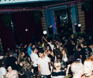 Sydney gets a ten day dance party starting tonight