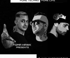 Toma Hawk's Lakota Radio – The Hub for the Best Techno