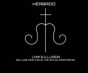 Herbrido Releases Latest EP, 'Law & Illusion' on Lakota Raw