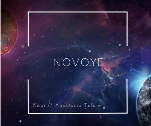 Kebi Mesmerizes with newest track, Novoye ft. Anastasia Tulum
