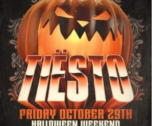 Celebrate Halloween Weekend in New York City with Tiësto and The Chainsmokers