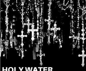 HOLYWATER Releases Vocally Driven, Synth Inspired, Modern 80's Dystopian Record (WOW)